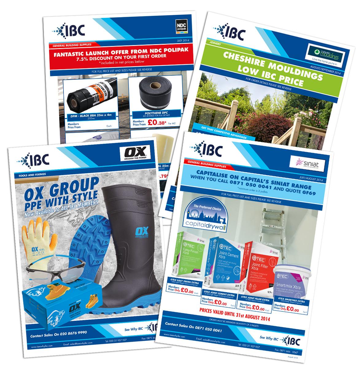 Graphic Design for Construction Hertfordshire